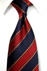 regimental ties