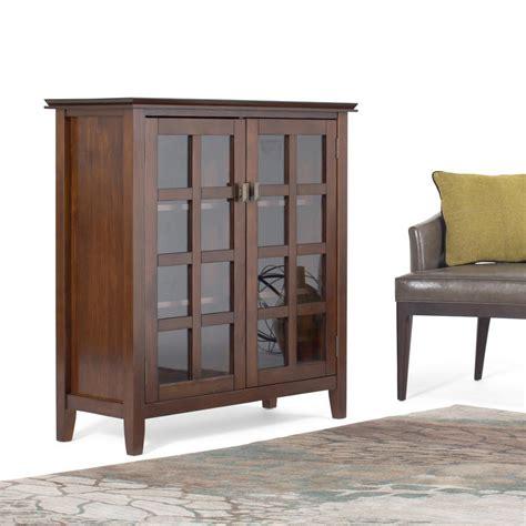 simpli home artisan medium storage cabinet upc 840469007222 simpli home artisan storage cabinet