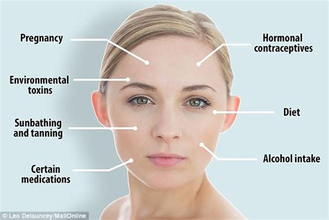 flushed skin color what s your skin trying to tell you daily mail