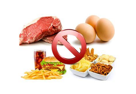 i 5 alimenti da evitare alimenti grassi da evitare 28 images cibi da evitare