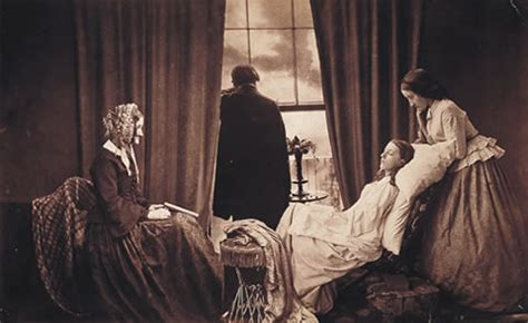 deathbed the bed that eats people the wonderful world of early photography neatorama
