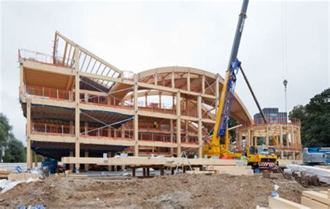 Essex Mba by Of Essex Building Tops Out Bdp