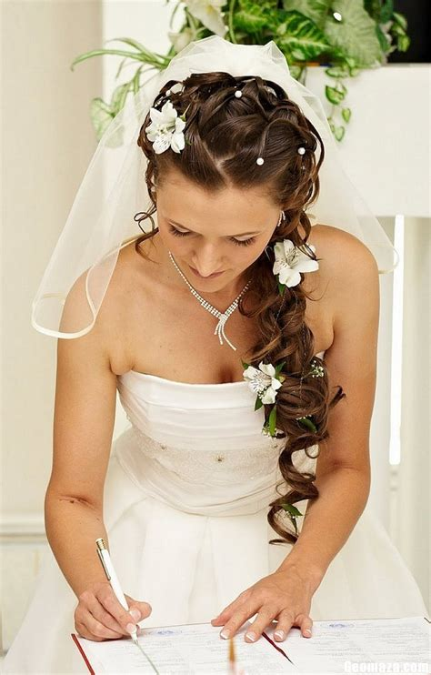 wedding hairstyles for hair images photos pictures