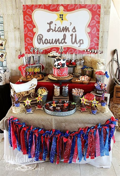 the roundhouse themes western theme party ideas