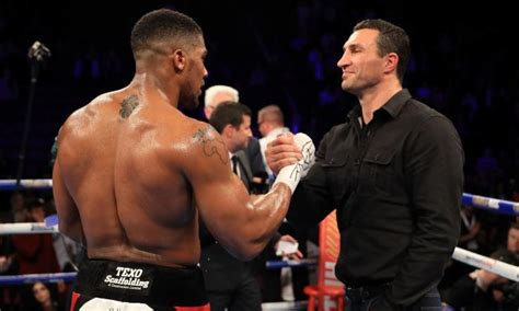 anthony joshua 10 things you didn t know about the