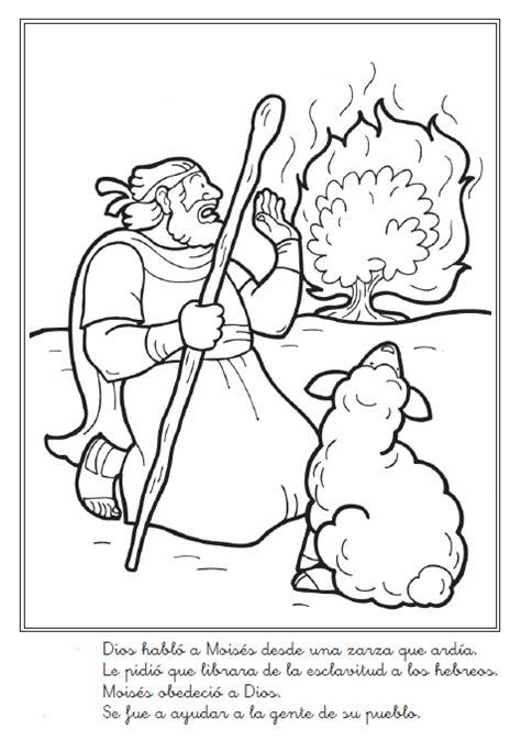 imagenes biblicas moises me aburre la religi 211 n historia de mois 201 s para colorear