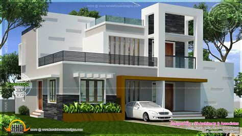 beautiful modern homes interior designs new home designs beautiful small modern villa house plan