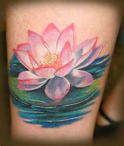 Images Of Lotus Flower Tattoos 70 Lotus Designs And Design