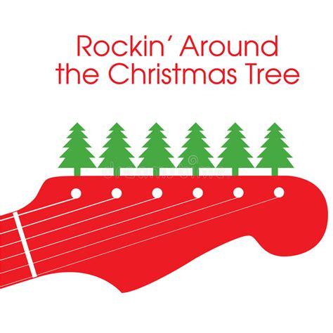 vector christmas guitar stock vector image of christmas