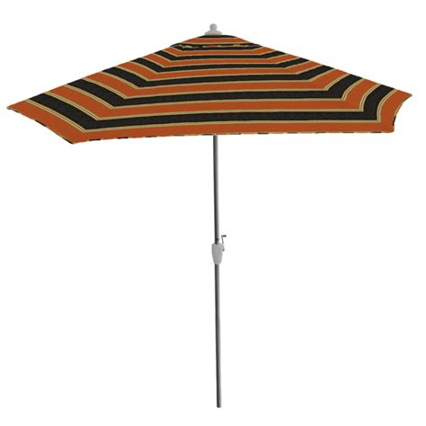 9 Ft Striped Patio Umbrella Striped Patio Umbrella In 9 Striped Patio Umbrella 9 Ft