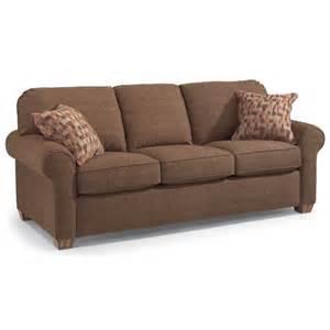 Sofa Mart Killeen Tx by Flexsteel Thornton Stationary Upholstered Sofa Dubois