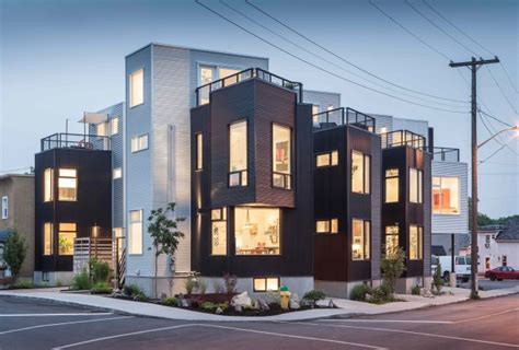 unique house design by colizza bruni architecture urban design this hintonburg infill recently won a city