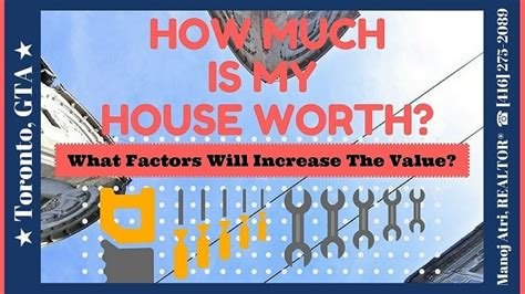 what variables will enhance the value of my home