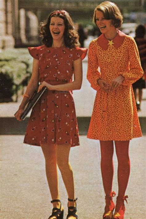 le fashion 1970s 70s style vintage photos