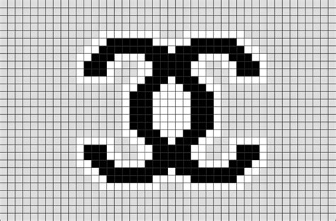 chanel pixel art brik pixel art designs pixel art art