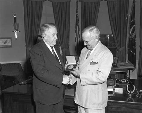 Senate Placement Office by U S Senate Vice President Alben Barkley