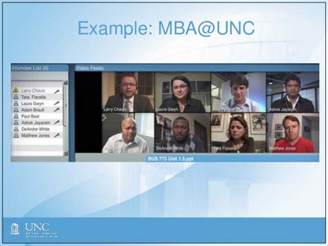 Mba Cost Unc by Wired To Learn How New Technologies Are Changing L D Delivery