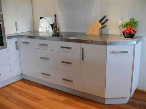 stainless steel benchtops photo galleries kiwi