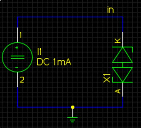 bidirectional zener diode bidirectional zener diode test