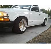 Stanced Chevy S10 Pickup  Nice Rides Pinterest