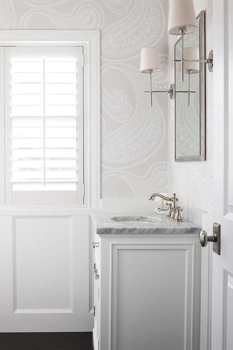 traditional bathroom wallpaper wallpaper for bathrooms traditional bathroom marianne simon design