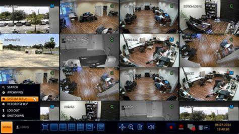 Setting Cctv ir remote setup for idvr pro 960h h 264 cctv dvrs