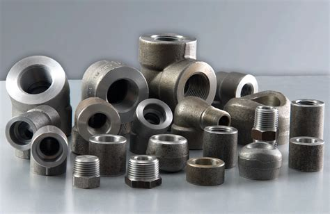 Steel Plumbing Fittings by Stainless Steel Forged Pipe Fitting Supplier Piping Material