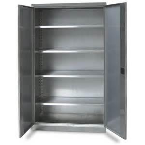 armoire de rangement en inox aisi 304