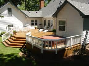 wood deck installers in hton roads va acdecks