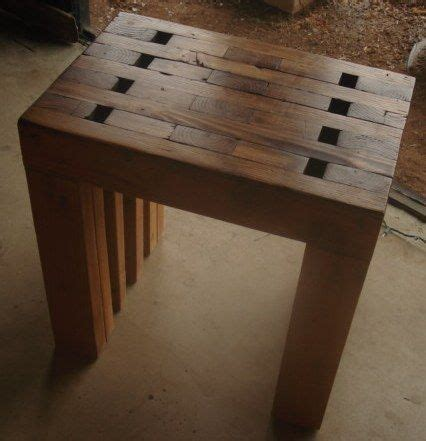 table recycled xs wooden