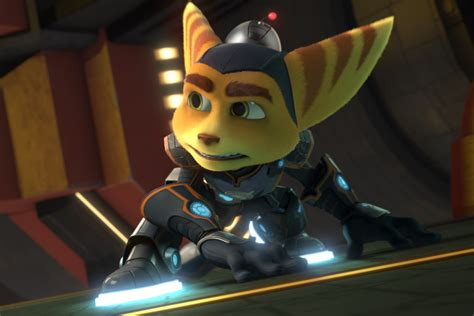 ratchet and clank movie screenshot by ne0nfluffylombax on