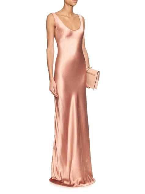 Satin Silk 05 bias cut satin gown more galvan satin gown and 1930s ideas