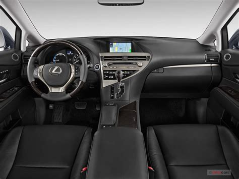 lexus rx dashboard 2015 lexus rx hybrid prices reviews and pictures u s