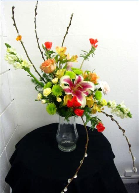 flower arrangements design create new floral design concept with skills of ikebana