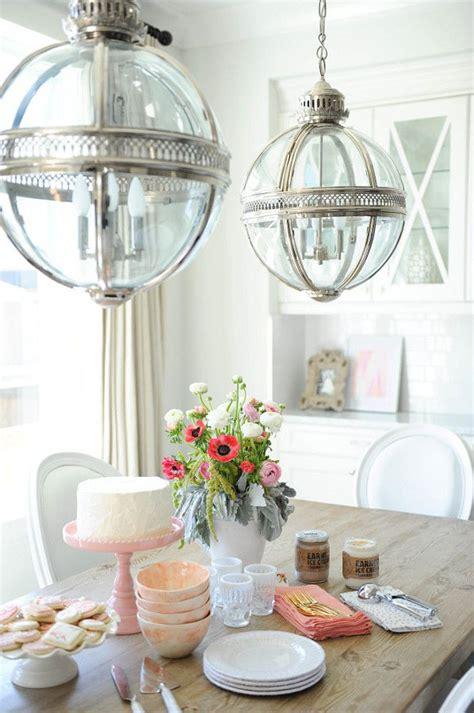 pendant light dining room decor lighting restoration