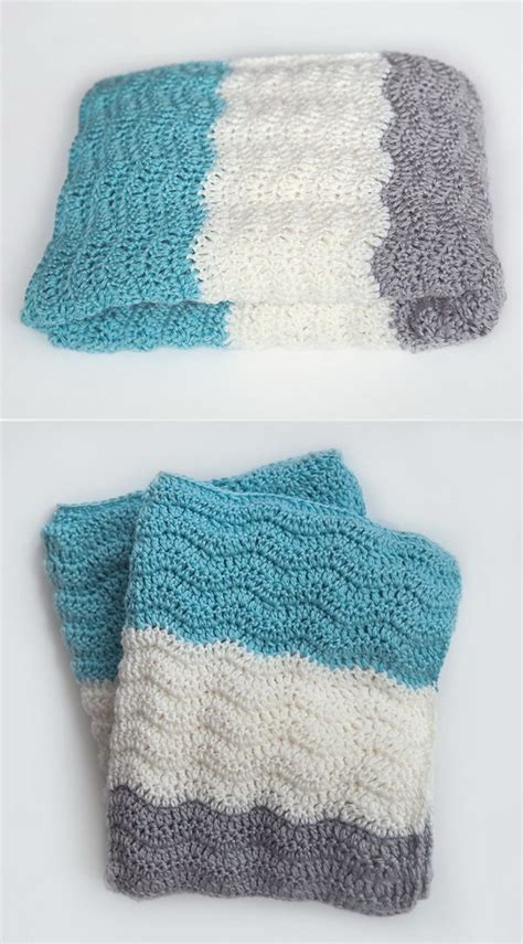 Crochet Free Patterns Baby Blankets by Cool Easy Crochet Blankets With Lots Of Tutorials And