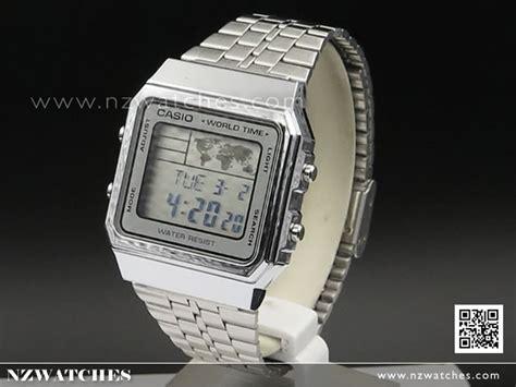 Casio Standard A500wa 7 buy casio world time alarms digital a500wa 7df buy watches casio nz watches