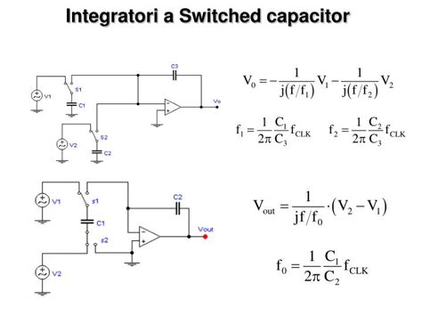 switched capacitor charge switched capacitor circuit ppt 28 images switched capacitor circuits ppt switched capacitor