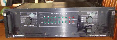 power apk photo power acoustics apk 2230 power acoustics apk 2230 61045 1156039 audiofanzine