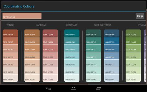 dulux colour concept android apps auf play