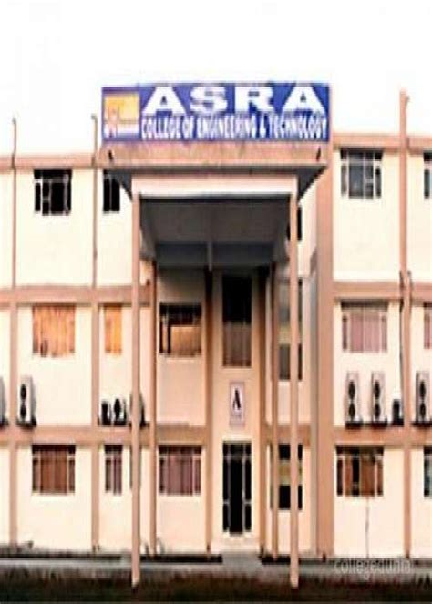 Asra Institute Of Advanced Studies Mba Sangrur Punjab 148026 by Asra College Of Engineering And Technology Acet