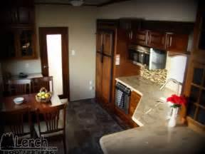 2014 keystone alpine 3495fl front living room fifth wheel rv for sale