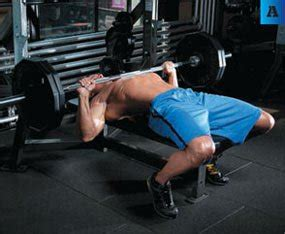 bench press arch back bench press arch