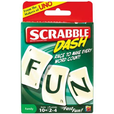 scrabble cards scrabble dash card iwoot