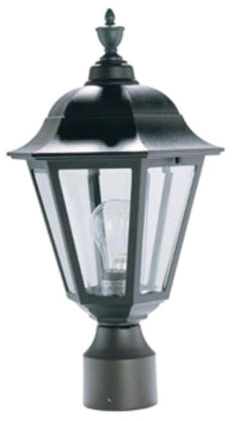 Patriot Landscape Lighting Patriot Lighting 174 19 Quot Black Outdoor Post Light At Menards 174