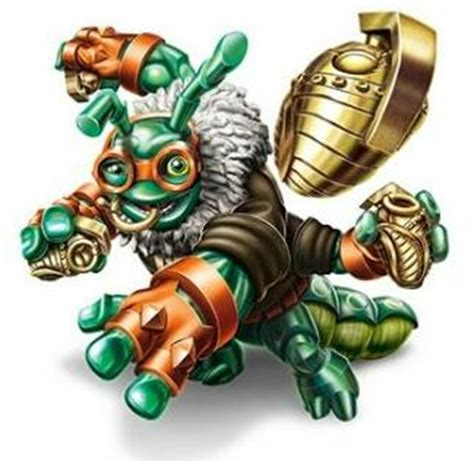 Skylanders Superchargers Buzz Wing 1 thrillipede skylanders superchargers wiki guide ign