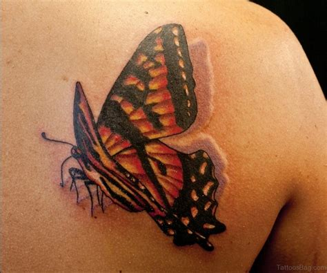 unbelievable tattoos 60 amazing butterfly tattoos