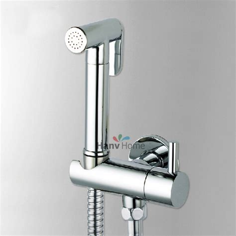 Bidet Sprayer by Brass Toliet Held Bidet Spray Shower Set Shattaf