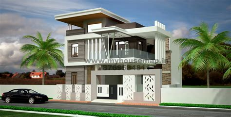create my home modern elevation bungalow design front elevation design
