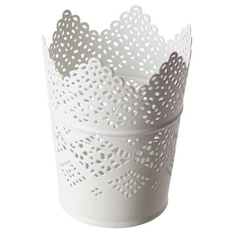 Led Kerzen Ikea by Skurar Candle Holder White 11 Cm Ikea